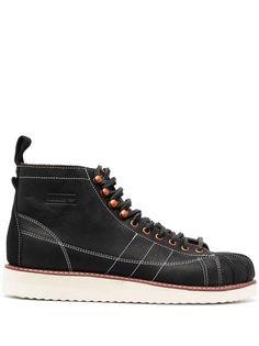adidas ботинки Superstar