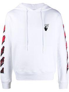 Off-White худи с логотипом Marker Arrows