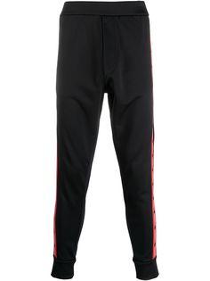 Dsquared2 спортивные брюки с лампасами