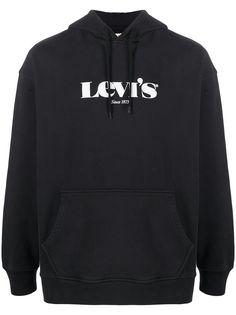 Levis худи с логотипом