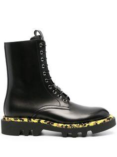 Givenchy ботинки на молнии