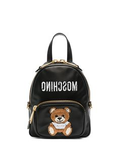 Moschino рюкзак Teddy Bear