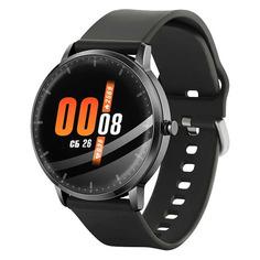 """Смарт-часы IRBIS Clock, 1.3"""", черный / черный"""