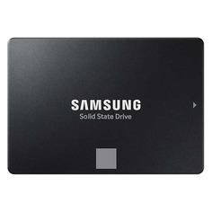 "SSD накопитель SAMSUNG 870 EVO MZ-77E250BW 250ГБ, 2.5"", SATA III"