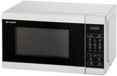 Микроволновая печь Sharp R-6800RSL (серебристый)