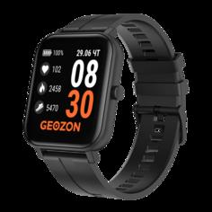 Умные часы GEOZON Runner (черный)