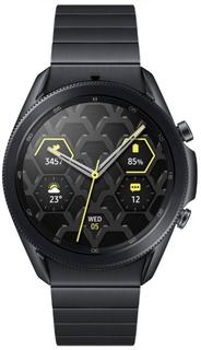 Умные часы Samsung Galaxy Watch3 45mm (черный титан)