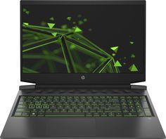 Ноутбук HP Pavilion Gaming 16-a0036ur (черный)