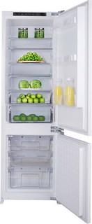 Встраиваемый двухкамерный холодильник Haier
