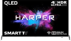 QLED телевизор Harper