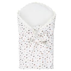 Конверт-одеяло Leader Kids Жирафик 74х74 см