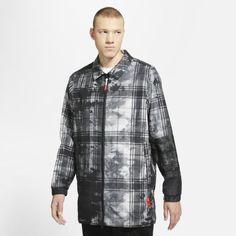 Мужская легкая куртка с принтом Kyrie Nike