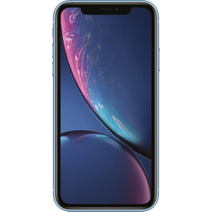 Смартфон Apple iPhone XR 64 GB синий