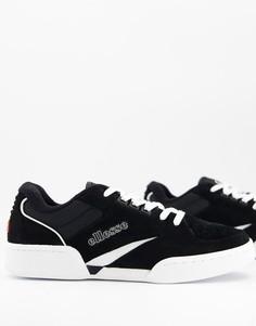 Черные кроссовки ellesse Tremiti-Черный цвет