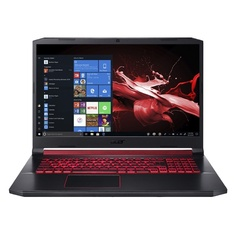 Ноутбук Acer Nitro 5 AN517-51-59JC Black (NH.Q5CER.02P)