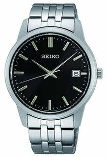 Японские наручные мужские часы Seiko SUR401P1. Коллекция Conceptual Series Dress