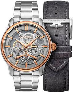 мужские часы Earnshaw ES-8126-44. Коллекция Longitude