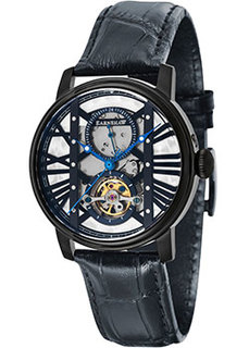 мужские часы Earnshaw ES-8095-05. Коллекция Westminster