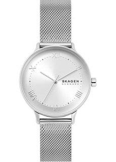 Швейцарские наручные женские часы Skagen SKW2874. Коллекция Mesh