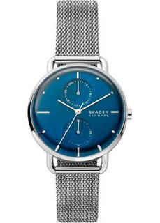Швейцарские наручные женские часы Skagen SKW2947. Коллекция Mesh