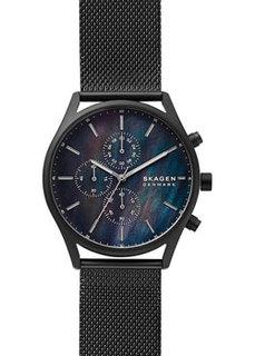 Швейцарские наручные мужские часы Skagen SKW6651. Коллекция Mesh