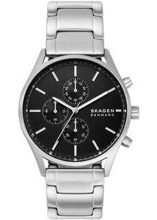 Швейцарские наручные мужские часы Skagen SKW6609. Коллекция Links