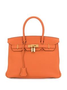 Hermès сумка Birkin 30 2014-го года Hermes