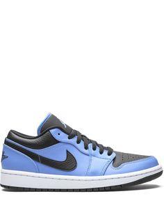 Jordan кроссовки Air Jordan 1 Low University Blue/Black