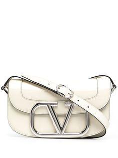 Valentino Garavani сумка на плечо с логотипом