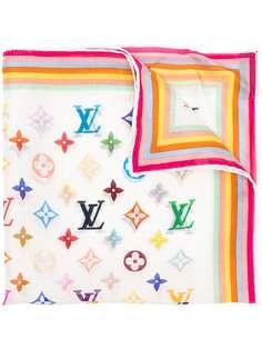 Louis Vuitton платок pre-owned с монограммой