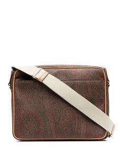 Etro сумка на плечо с принтом пейсли