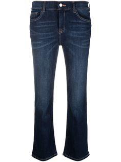 Emporio Armani укороченные джинсы