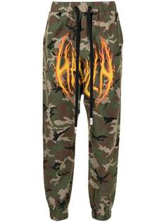 Haculla спортивные брюки Hac on Fire
