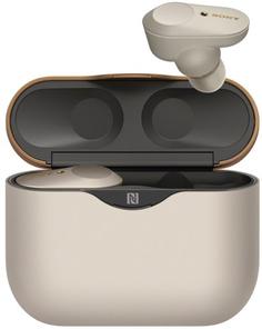 Беспроводные наушники с микрофоном Sony WF-1000XM3 Silver