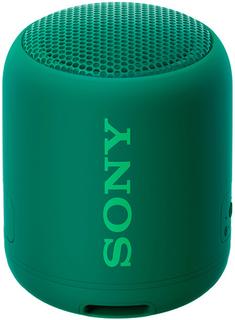 Портативная колонка Sony SRS-XB12 Green