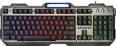 Игровая клавиатура Defender Assault GK-350L (45350)
