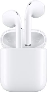 Беспроводные наушники с микрофоном TFN AirJam white (HS-BT004WH)