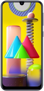 Смартфон Samsung Galaxy M31 128GB Black (SM-M315F/DSN)