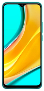 Смартфон Xiaomi Redmi 9 4+64GB Ocean Green