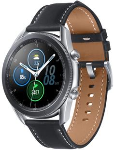Смарт-часы Samsung Galaxy Watch3 45mm, серебряные (SM-R840N)