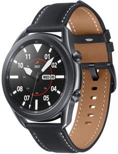 Смарт-часы Samsung Galaxy Watch3 45mm, черные (SM-R840N)