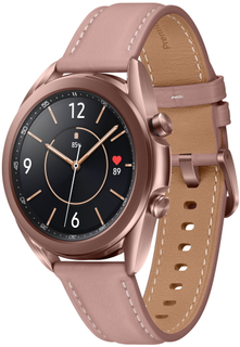 Смарт-часы Samsung Galaxy Watch3 41mm, бронзовые (SM-R850N)