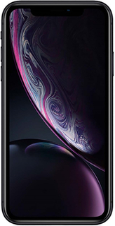 Смартфон Apple iPhone XR 128GB Black (MH7L3RU/A)