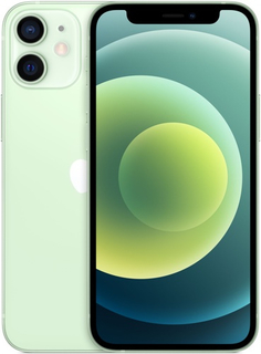 Смартфон Apple iPhone 12 mini 64GB Green (MGE23RU/A)