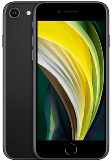 Смартфон Apple iPhoneSE 128GB Black (MHGT3RU/A)