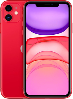 Смартфон Apple iPhone 11 128GB (PRODUCT)RED (MHDK3RU/A)