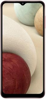 Смартфон Samsung Galaxy A12 64GB Red (SM-A125F)