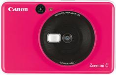 Фотоаппарат моментальной печати Canon Zoemini C Bubble Gum Pink (CV-123-BGP)
