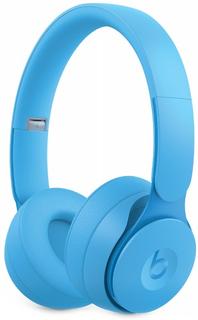 Беспроводные наушники с микрофоном Beats Solo Pro Light Blue (MRJ92EE/A)
