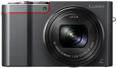 Компактный фотоаппарат Panasonic Lumix TZ100 Silver (DMC-TZ100EE-S)